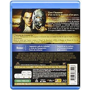 L'Homme au masque de fer [Blu-ray]