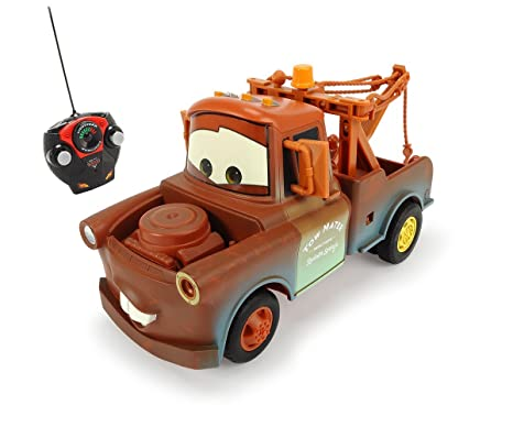 Dickie Toys - 203089502 - Dépanneuse - Mater - Radiocommandé