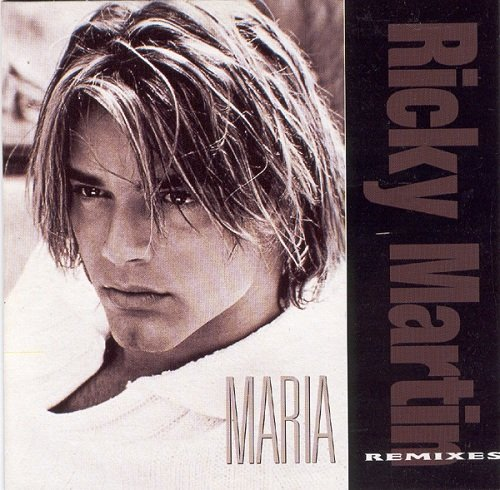 Ricky Martin - Maria (Single) - Zortam Music