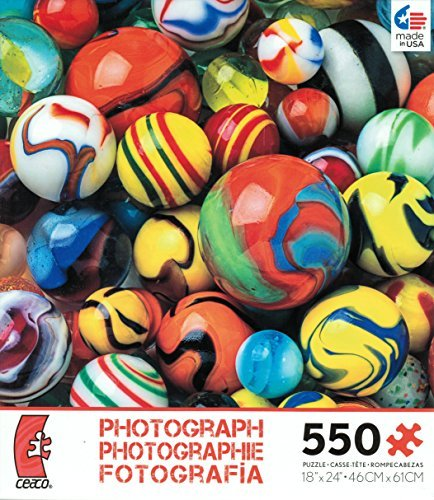 Ceaco Photography - Marbles Jigsaw Puzzle