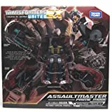 Assaultmaster Prime Mode EX-07 Transformers United EX Takara Tomy Action Figures