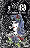 Renee' Alina Barela Pontious Web's Crazy 8 Tattoo Coloring Book: Cool Tattoo Coloring Book