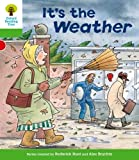 It's the Weather. Roderick Hunt, Thelma Page (Ort Patterned Stories)