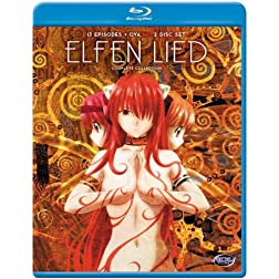 Elfen Lied: Complete Collection (Blu-ray + OVA)