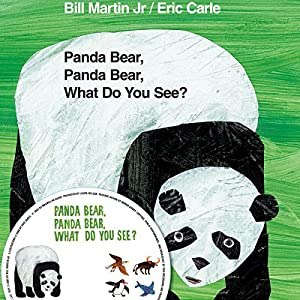 Panda Bear, Panda Bear, What Do You See? Audiobook