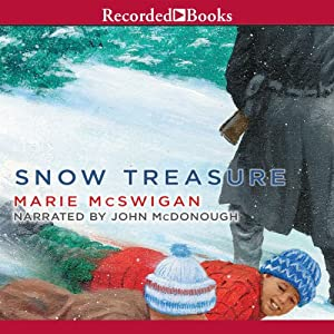 Snow Treasure Audiobook