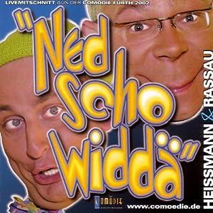 Ned Scho Widdä Hörbuch