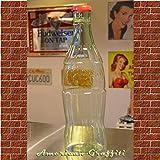 限定品! 「レッドキャップ」 超ビッグなコーラのボトル型貯金箱!! 【Coca-Cola Bottle Style Coin Bank】 コカ・コーラ ボトルスタイル コインバンク アメリカ雑貨 アメリカン雑貨