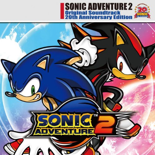 SONIC ADVENTURE 2 Original Soundtrack ...