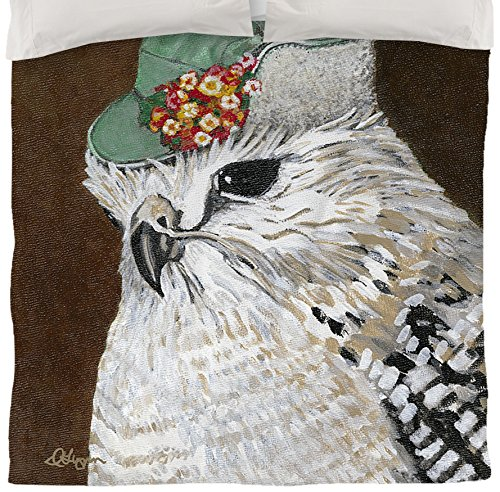Thumbprintz Duvet Cover, King, You Silly Bird Amy front-470582