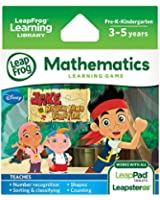 LeapFrog - Explorer - Learning Game - Jake and the Never Land Pirates - Edition Anglaise (Import UK)