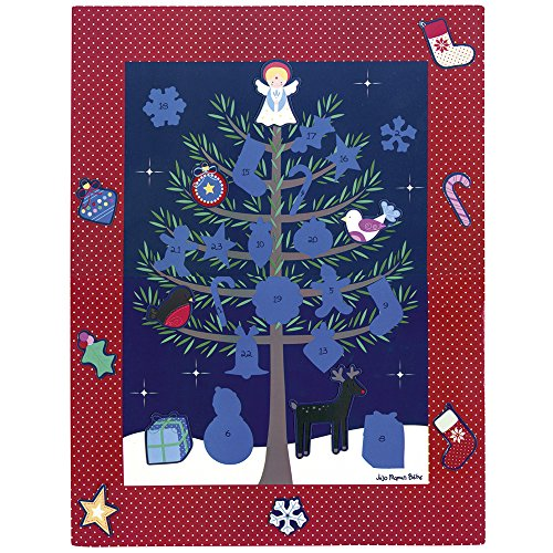 JoJo Maman Bebe Magnetic Christmas Advent Calendar - 1
