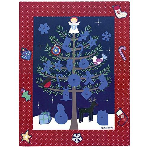 JoJo Maman Bebe Magnetic Christmas Advent Calendar