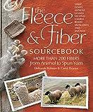 The Fleece & Fiber Sourcebook: More Than 200 Fibers, from Animal to Spun Yarn (English Edition)