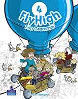 Fly High Level 4 Fun Grammar Pupils Book Front Cover