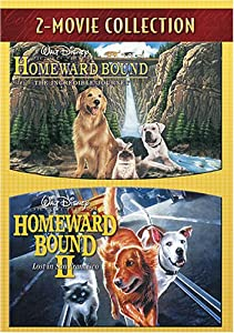 Homeward Bound - The Incredible Journey / Homeward Bound II - Lost In San Francisco