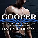 Cooper: Corps Security, Book 4 (       UNABRIDGED) by Harper Sloan Narrated by Abby Craden, Sean Crisden