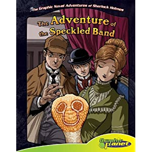 Amazon.com: The Adventure of the Speckled Band (The Graphic Novel ...