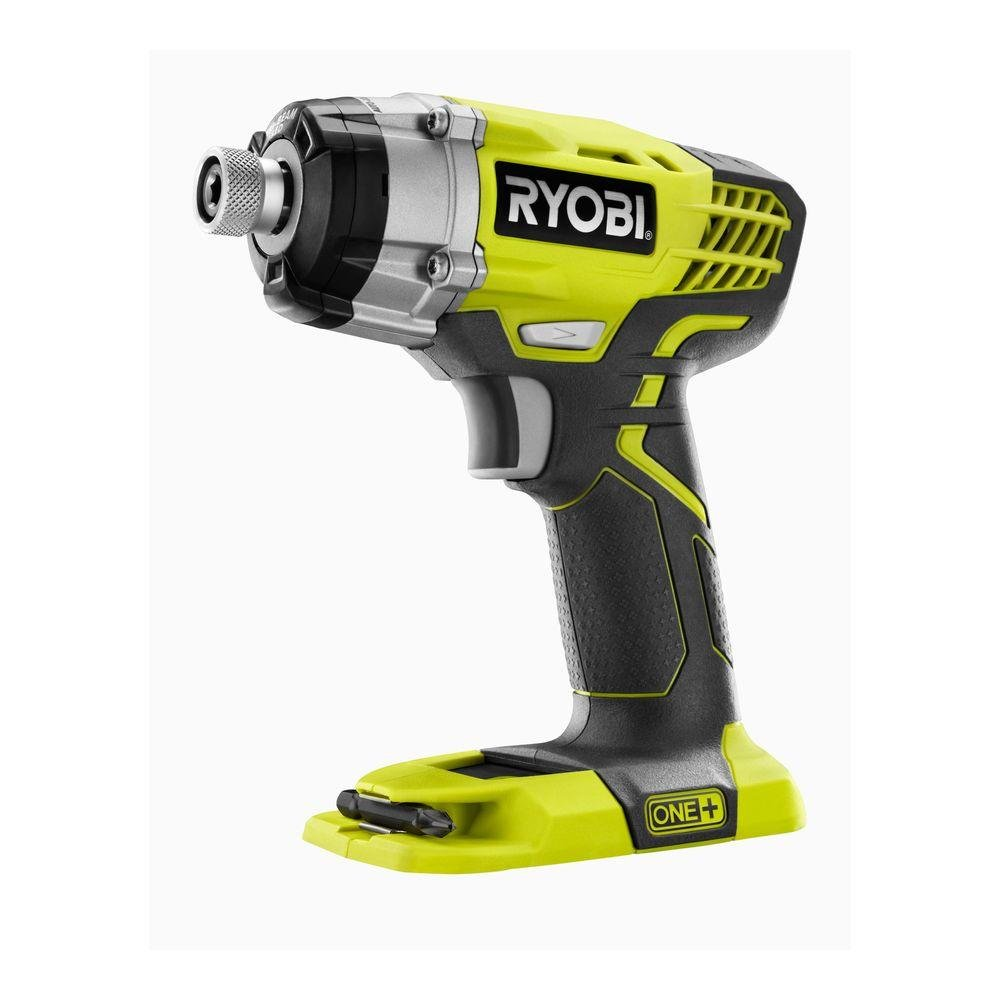 Ryobi P236 ONE Plus 18V Cordless Lithium-Ion Impact Driver (Bare Tool) via Amazon