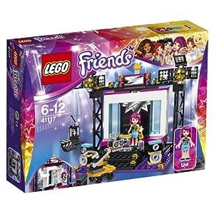 LEGO Friends 41117: Pop Star TV Studio Mixed