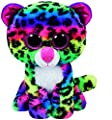 TY Beanie Boo Plush - Dotty the Leopard 15cm