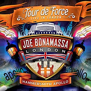 Tour de Force - Live in London - Hammersmith Apollo
