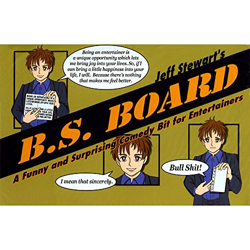 MMS B.S. Board Jeff Stewart Trick Kit - 1