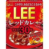 グリコ 2015年版 レッドカレー リー LEE 辛さ×30倍 200g