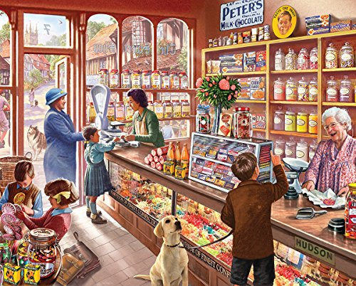 White-Mountain-Puzzles-Old-Candy-Shop-1000-Piece-Jigsaw-Puzzle