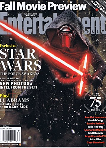 Entertainment Weekly [US] August 21 - 28 2015 (単号)
