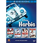 Disney Herbie Collection DVD Set