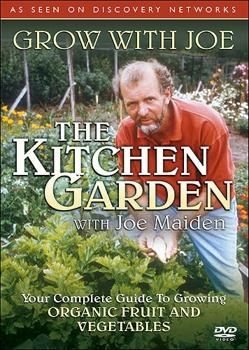 Grow With Joe - The Complete Kitchen Garden With Joe Maiden [DVD]