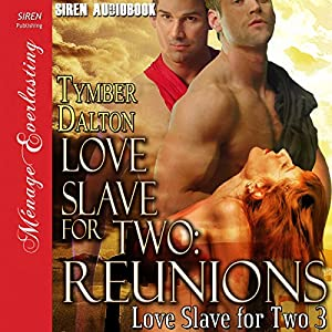 Love Slave for Two: Reunions Audiobook