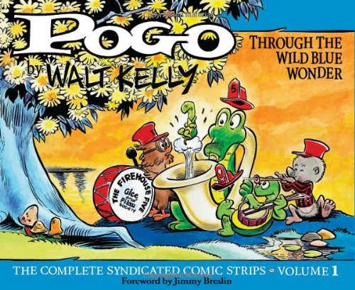 e57f1d02af Pogo  The Complete Daily   Sun Comic Strips