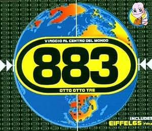 883 - Viaggio Al Centro Del - Amazon.com Music