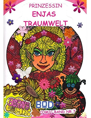Prinzessin Enjas Traumwelt  [Mannheim, Bernhard] (Tapa Blanda)
