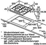 Bosch-PCH615B90E-Serie-6-Gas-Kochstelle-582-cm-GusstopftrgerThermoelektrische-Zndsicherung-Anschlusskabel-1-m-edelstahl