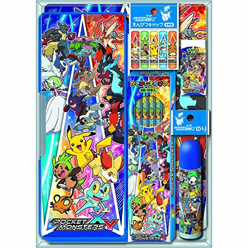 Pokemon Pocket Monsters Astuccio e cancelleria set regalo