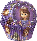 Wilton Industries 415-2822 50 Count Sofia The First Baking Cups