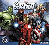 img - for 2014 Avengers Assemble Wall Calendar book / textbook / text book