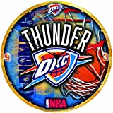 NBA Oklahoma City Thunder High Definition Clock at Amazon.com