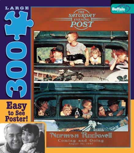 Cheap Fun Buffalo Games Rockwell 300 – Coming and Going (B000MGPL5G)