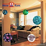 NewRam UV Vaccine (Air Cleaner) Purifier with UV Sanitizer system and Odor Reduction