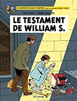 BLAKE ET MORTIMER - TOME 24 - LE TESTAMENT DE WILLIAM S. (FRENCH EDITION)