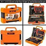 45 in 1 JM-8139 Screwdriver Set Repair Kit Opening Tools For Cellphone , laptops & Computer