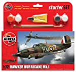 Airfix 1:72 Scale Hawker Hurricane Mk...