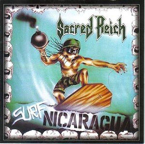 Sacred Reich - Surf Nicaragua CD + Bonus Import