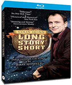 Colin Quinn: Long Story Short [Blu-ray]
