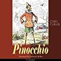 Pinocchio Audiobook by Carlo Collodi Narrated by Edward Miller