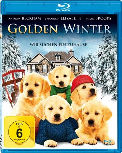 Golden Winter - Wir suchen ein Zuhause (Blu-ray)